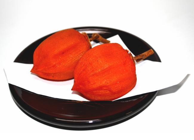 あんぽ柿 器盛