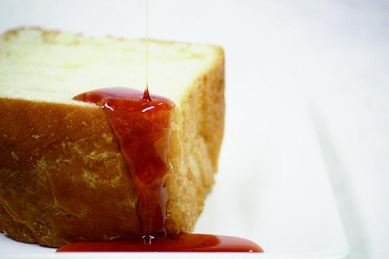 果実の蜜パン