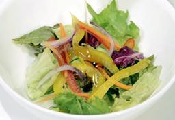 果実の蜜サラダ